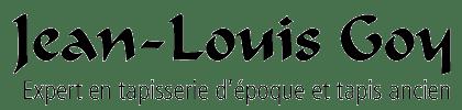 Jean-Louis Goy - Expert en tapisserie d'époque et tapis ancien