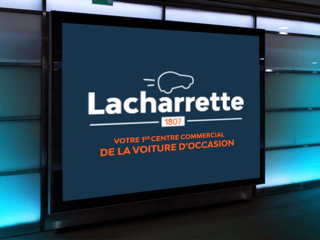 Motion Design Lacharrette