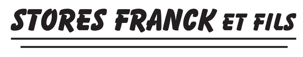 Stores Franck et Fils